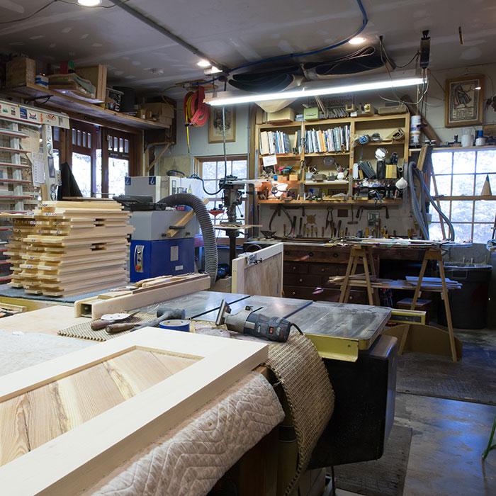 moore woodworking on nantucket